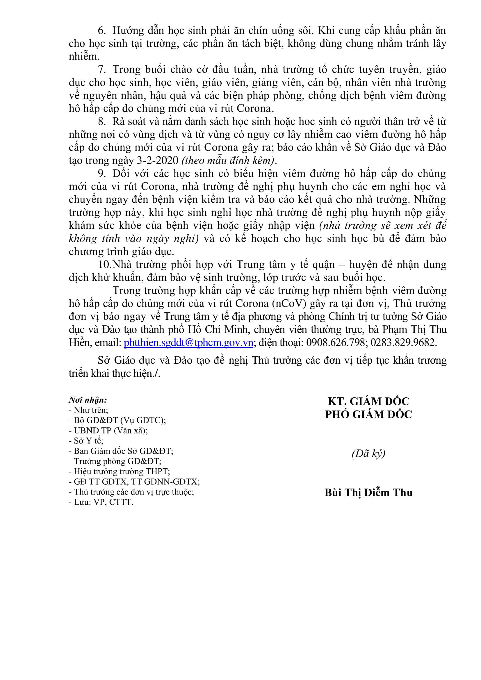 01 TB VE CONG TAC PHONG CHONG DICH BENH VIEM PHOI CAP 1
